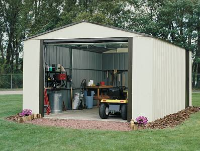 assemble shed